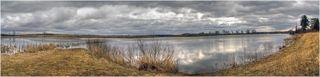 Wetland Cloudscape HDR