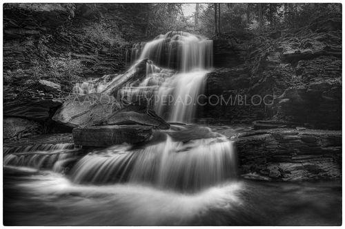 Shawnee Falls (version III)