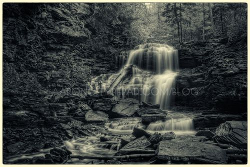 Shawnee Falls (version I)