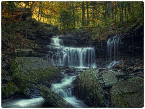 RB Ricketts Falls (version II)