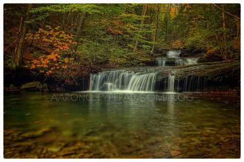 Quinn Run Falls